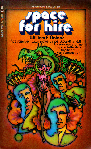 Space For Hire by William F Nolan