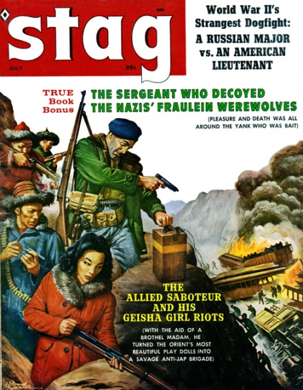 Stag Vol 11 #7, July/1960