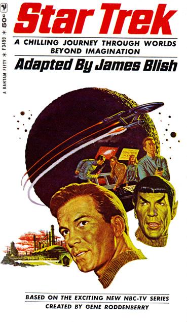 Star Trek (#1) by James Blish