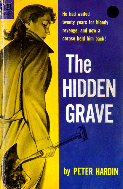 The Hidden Grave by Peter Hardin