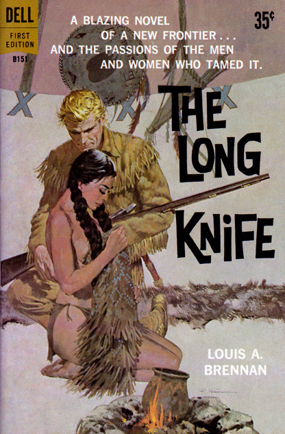 The Long Knife by Louis A Brennan