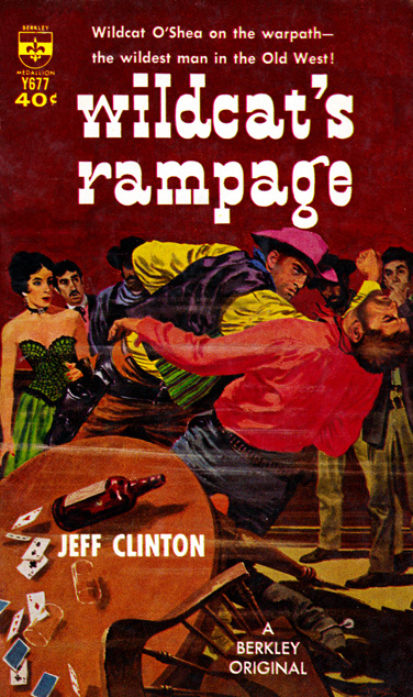 Wildcat's Rampage by Jeff Clinton