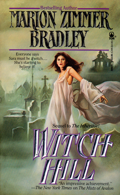 Witch Hill by Marion Zimmer Bradley