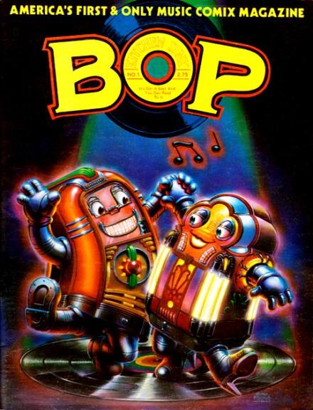Bop #1, 1982