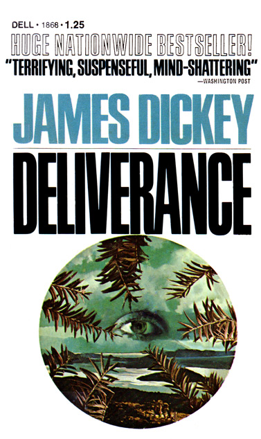 a literary analysis of the novel deliverance by james dickey Deliverance (novel literary guild selection excerpt titled two days in september published in atlantic monthly, february, 1970 also see deliverance (screenplay based on dickey's novel of the same title produced by warner bros, 1972), southern illinois university press (carbondale, il), 1982.