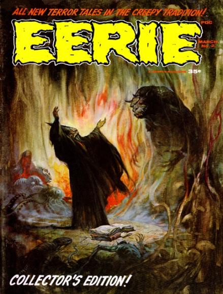 Eerie #2, 3/66