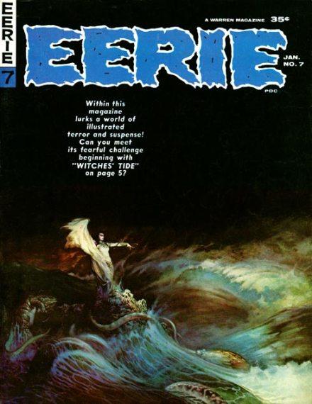 Eerie #7, Jan/1967