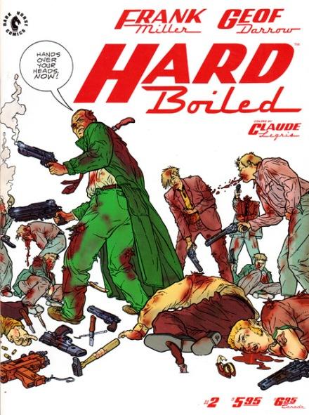 Hard Boiled #2