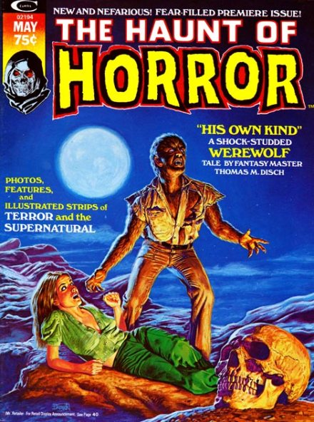 The Haunt Of Horror #1, May/1974