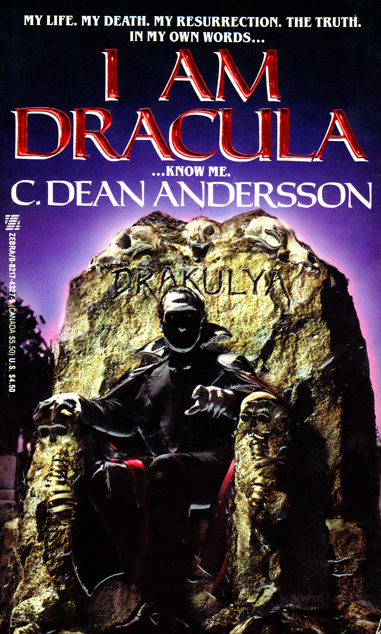 I Am Dracula by C. Dean Anderson