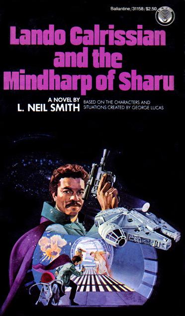 Lando Calrissian and the Mindharp of Sharu