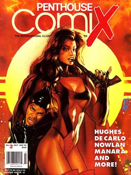 Penthouse Comix #2, 7-8/1994