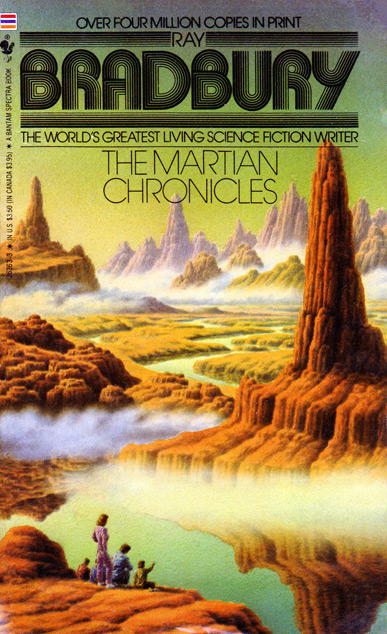 the martian chronicles review