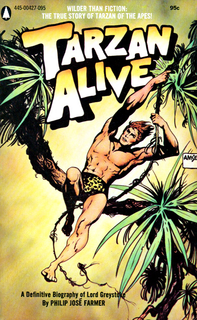 Tarzan Alive by Philip Jose Farmer